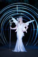 Goddess by Sapphire-Melles
