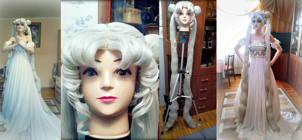 My beloved Serenity wig by Sapphire-Melles