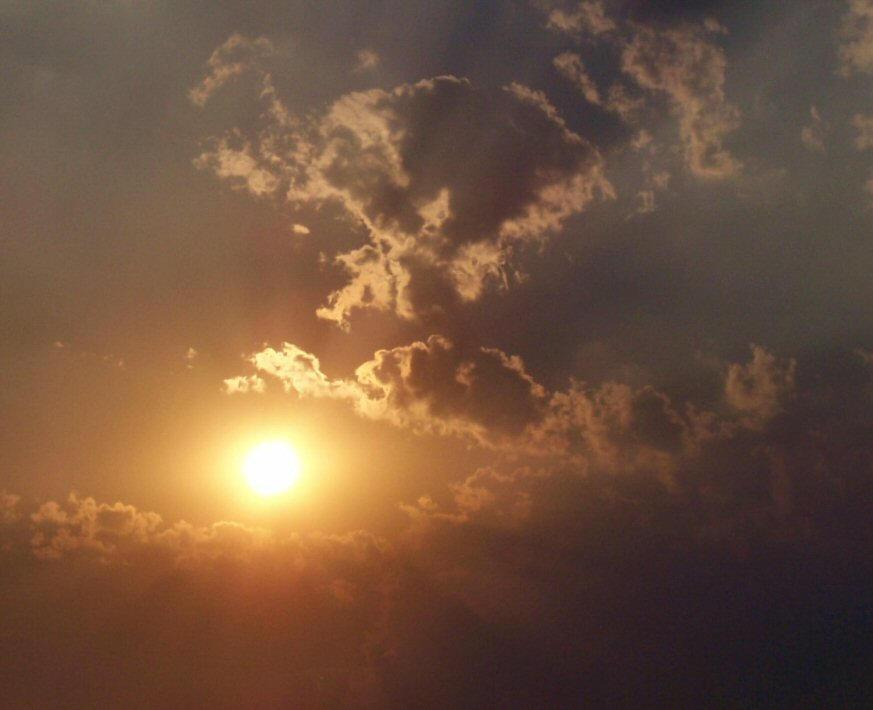 Sunset II by DeltaSubmarineBoy