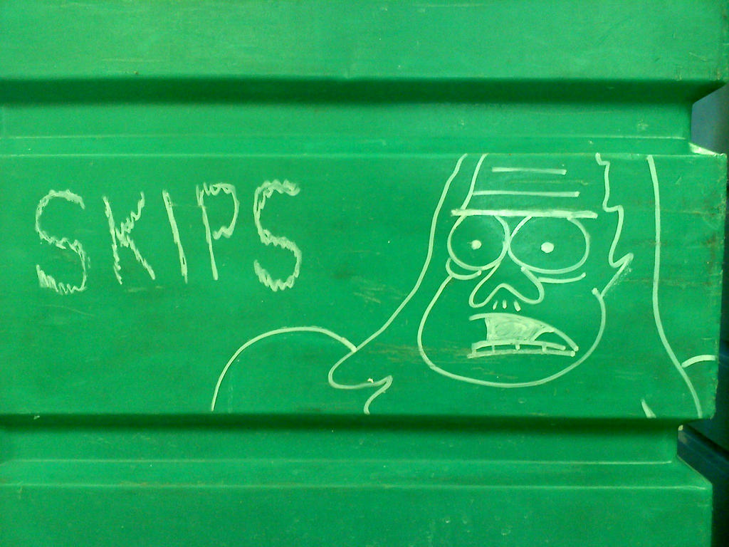 Skips, formerly known as Walks by Hoebox