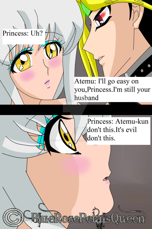 I'm still your husband,Princess by BlueRosePetalsQueen