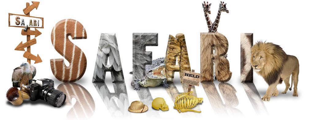 safari by hcutchy