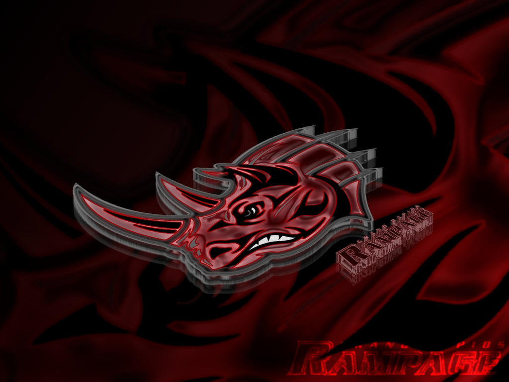 Grand Rapids Rampage WallPaper by Madhatterl7 ...