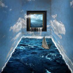 Walls and Waves