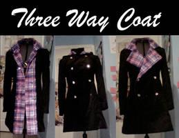 Three Way Coat by WhiteRabbit149