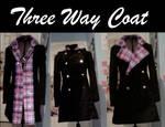 Three Way Coat
