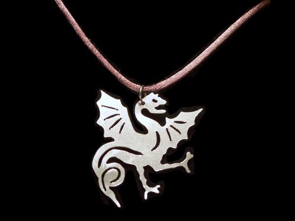 Dragon Pendant by SomethingForEveryone