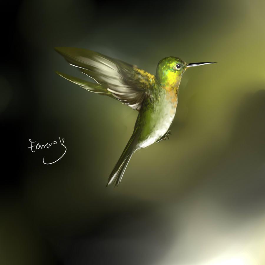 Dance of the Birds by Ferrero13