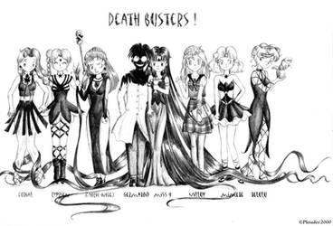 Death Busters by Emberiza