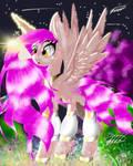 Fan art of My OC Pony
