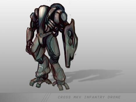 MKV Infantry Drone