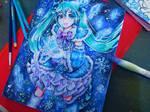 Miku Hatsune: Winter Magic