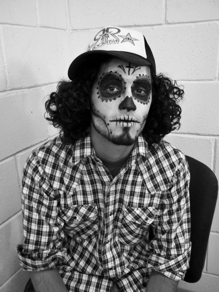 Dia de muertos I by LaPastillaAzul
