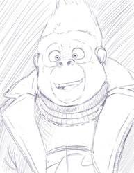 Johnny Sketch by Timesz