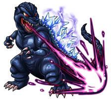 Monster-Strike for Godzilla(TOHO) by godzilla-image