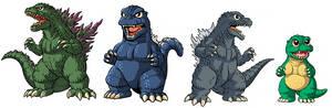 SD Godzilla
