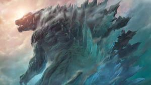 Godzilla Anime Movie Wallpaper by godzilla-image