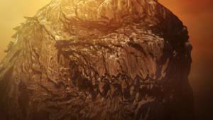 Godzilla Earth eye by godzilla-image