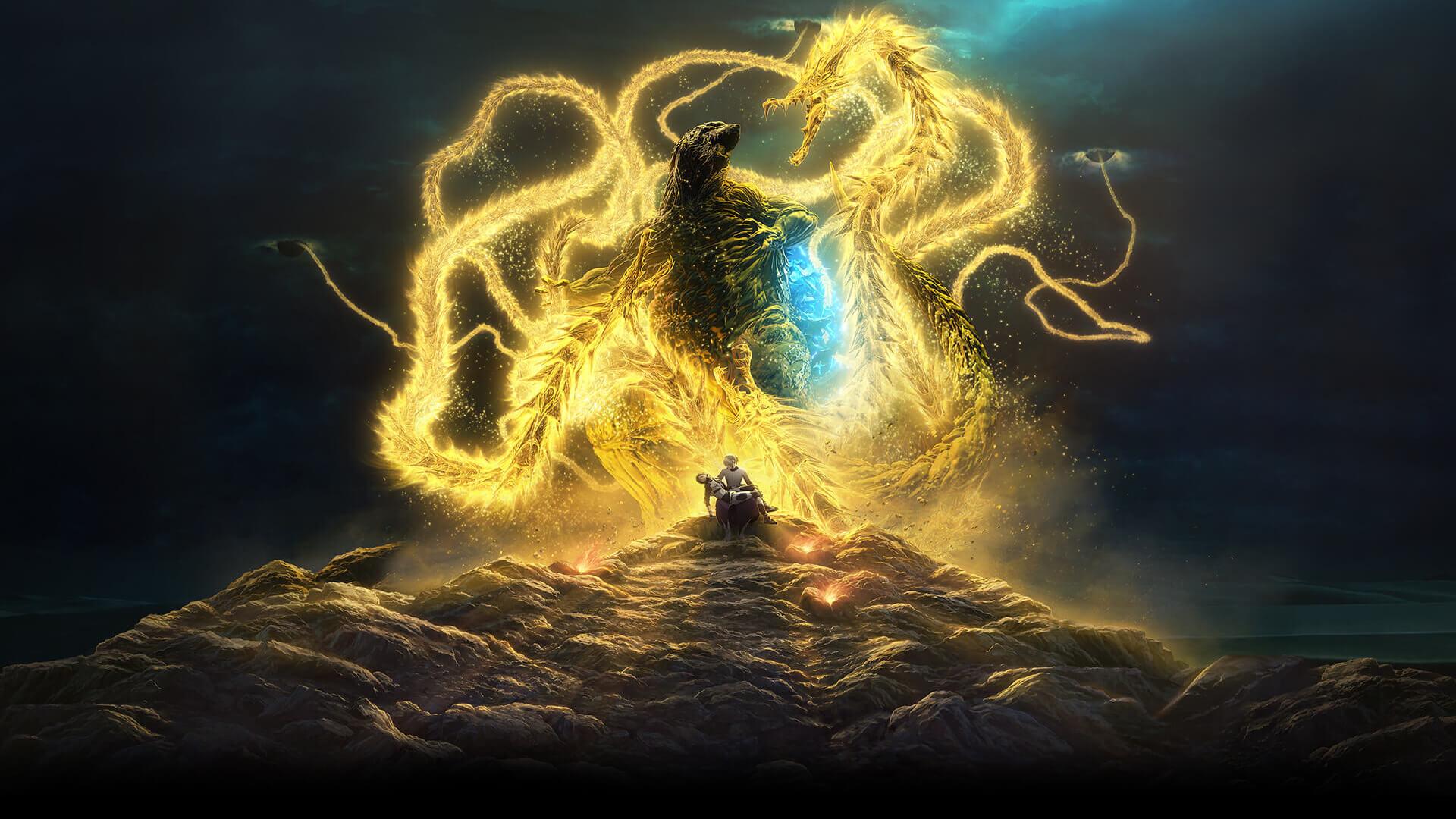 GODZILLA: The Planet Eater by godzilla-image