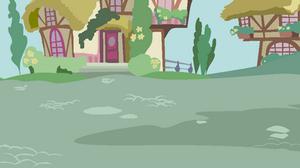 Ponyville Background Base Free to use