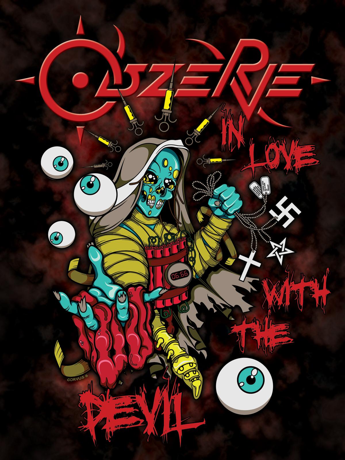 ObzeRve T-Shirt 03 ILWTD
