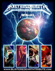 Blistered Earth - Poster 1