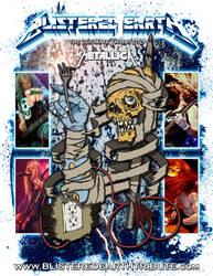 Blistered Earth - Poster 1 (Alternate)