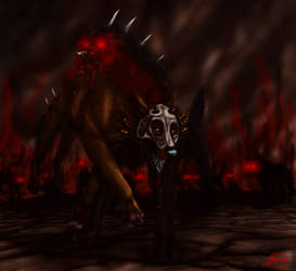 Headstrong Bloodshed by VorpalBeasta