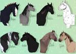 Even more horses