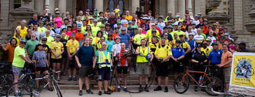 2013 Lansing Ride of Silence by quetwo