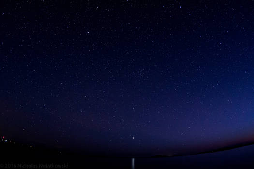 Starry Night over the Bay