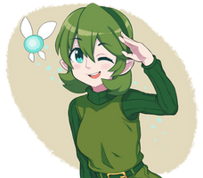 Saria by KyzaCreations