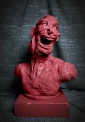 sculpy zombie