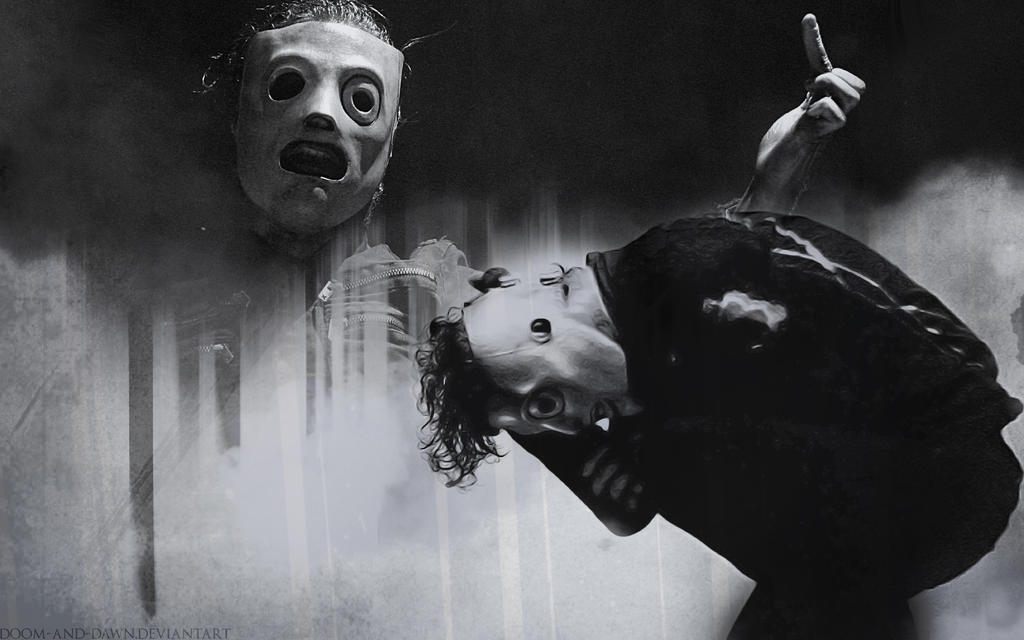 Slipknot - Corey Taylor by Doom-and-Dawn