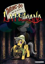 Daring-Do and the secret of La-Muleana