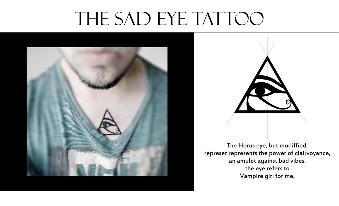 The Sad Eye by amadis33