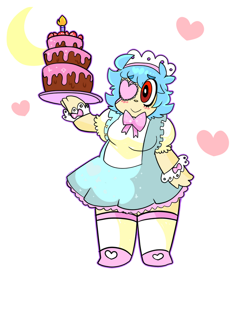 in other words, happy birthday! by cinnapepper