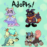 ADOPTS #2 by cinnapepper
