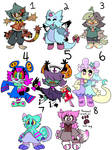 ADOPTS! by cinnapepper