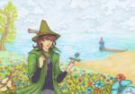 Moomin sea breeze