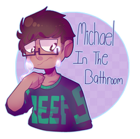 [BMC] Michael in The Bathroom by Nai-fuu