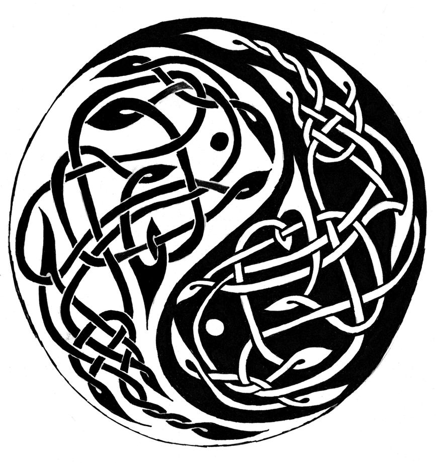 Celtic Knot Moon And Star   www.imgkid.com - The Image Kid ...