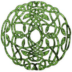 Celtic Circle I (redux)