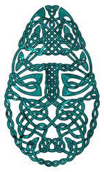 TRP#55 - Celtic Egg by Artistfire