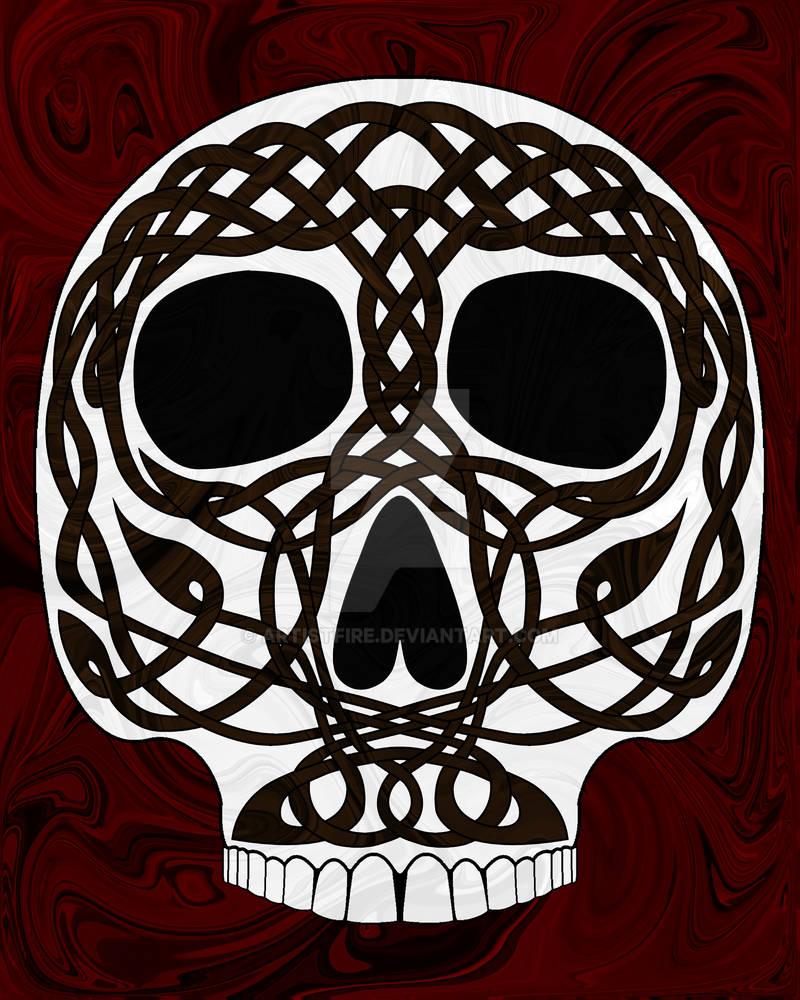 TRP#33 - Celtic Skull #1