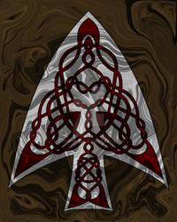 TRP#73 - Celtic Arrow Head #2