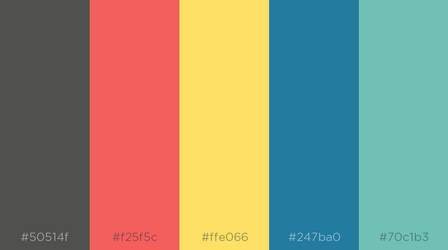 Color Palettes (2)