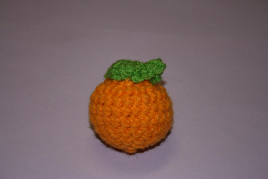 Amigurumi Orange by Suskygirl on DeviantArt