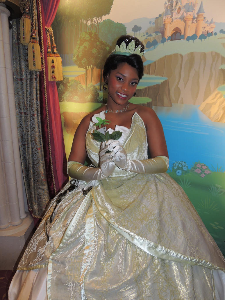 Terrific Tiana by bellesprince