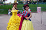 Disney Memories - Belle and Snow White